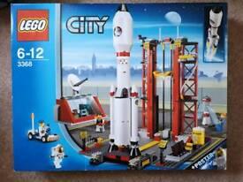 Lego City Space Centre
