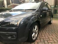 2007 Ford Focus Ztec 1.6 auto, low mileage, Long MOT REDUCED PRICE !!!