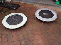 Kids mini trampolines