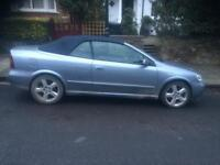 Vauxhall Astra Convertible Limited Edition