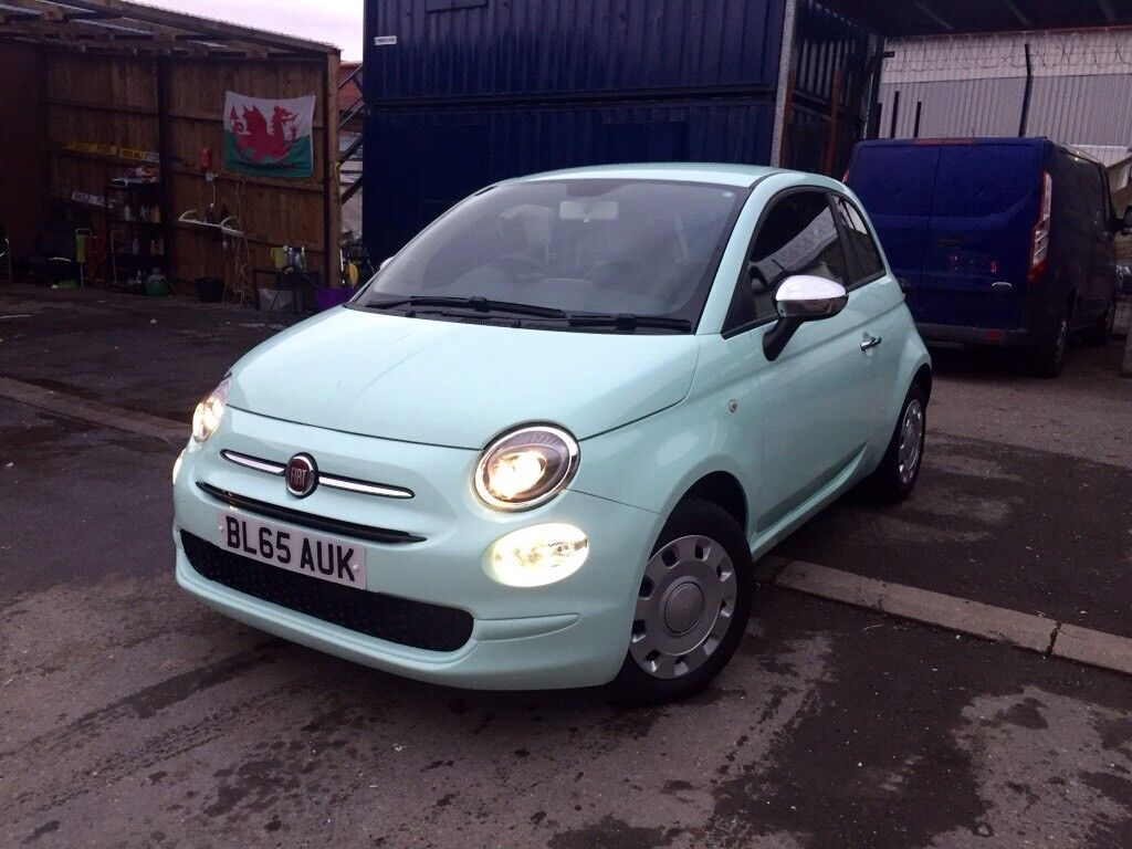 FIAT 500 POP 1.2, 2016**ONLY DONE 7k MILES**IN EXCELLENT CONDITION**NEW M.O.T**BARGAIN!!!