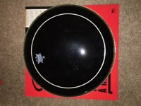 REMO pinstripe dark 14 inch drum head