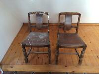 CHAIRS FOR FREE
