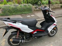 Moped for sale: Lexmoto FMR50cc 2016