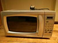 Microwave, 700w good condition