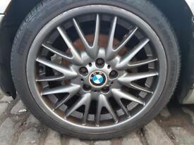 Bmw Stagered mv1 18""
