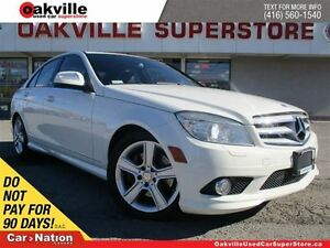 2008 Mercedes-Benz C-Class 300 | 4MATIC (AWD) | ACCIDENT FREE |