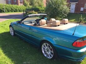 2002 Bmw convertible