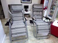 Sun Lounger Chairs 2