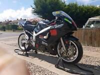 K2 Suzuki GSXR 600 Track bike
