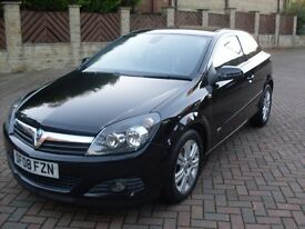 2008 08 Vauxhall Astra 1.6 VVT (115ps) Design 2 owners with service history