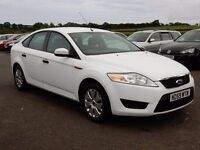 2010 Ford mondeo 2.0 tdci edge with only 45000 miles, motd sept 2017 excellent example