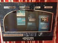 L'Oréal men expert hydration gift set