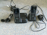 Twin phone and answerphone Gigaset C530