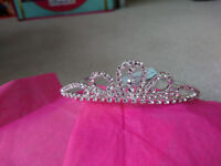 Silver Tiara. New, Never worn
