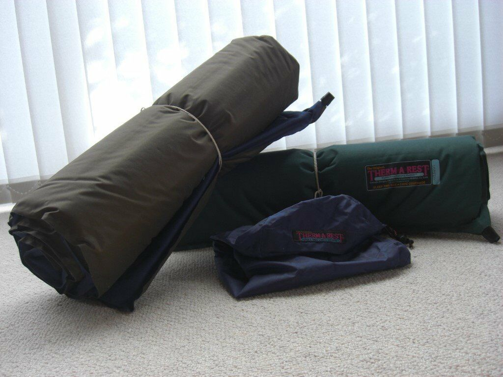 Thermarest Self Inflatable Sleeping Mat