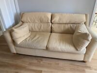 Next Large Sofa and two arm chairs