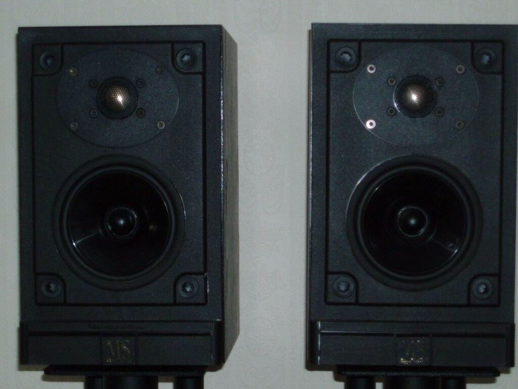Mordaunt Short speakers