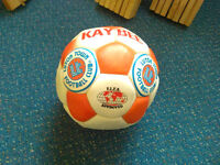 Luton Town fc 1980's signed football