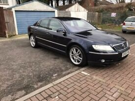 2006 Volkswagen Phaeton 3.0 TDI V6 4MOTION 4dr Automatic @07445775115 Spear OR Repair Car start only