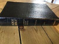 Bible. Scofield Study System. NIV
