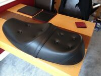 Triumph Bonneville T100 King and Queen Seat