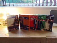 House DVD Boxset Seasons 1-5