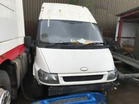 Ford transit van 2.0 FWD (spares or repair)