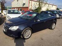 2007 Volkswagen Eos tdi sport with full service history. Nice convertible