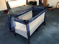 Quality Travel Cot As New Surplus To Requirements