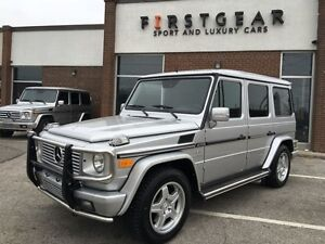2005 Mercedes-Benz G-Class G55 AMG Supercharged | Tuned by Euroc