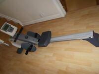 Tunturi R25 Folding Magnetic Rowing Machine Tools Instruction Manual
