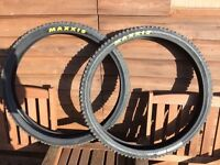 """maxxis minion dhf 26"""" tyres"""