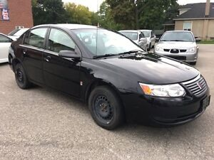 2007 Saturn Ion NO ACCIDENT - SAFETY & E-TESTED