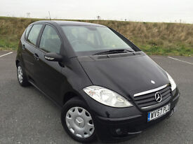 2007 MERCEDES A150 SPECIAL EDITION FULL MERCEDES SERVICE HISTORY LOW MILEAGE GREAT CAR!