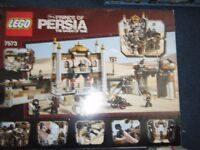 LEGO PRINCE OF PERSIA SANDS OF TIME 7573
