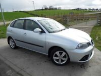SEAT IBIZA 1.4 REFERENCE SPORT TDI 5d 79 BHP 6 Month RAC Parts & Labour Warranty