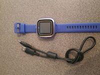 Blue VTECH kidizoom smart watch
