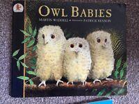 Owl Babies children's book