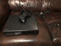 Xbox one spares and repairs motherboard damaged controller and wires fully working