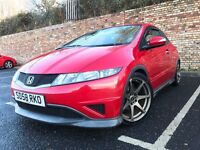 TYPE S HONDA CIVIC 1.8 I-VTEC 2008 [not st fiesta golf focus clio astra corsa]