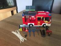 Playmobil 5363 fire engine