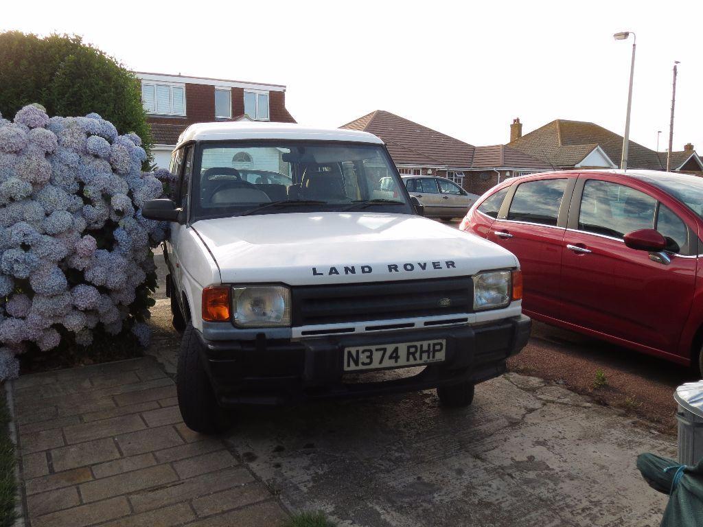 Land Rover Discovery 1 (1996) 152000 miles, Manual, Diesel, 2 door