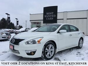 2015 Nissan Altima 2.5 SV | NAVIGATION | LANE DEP. |