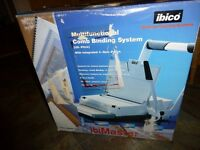 IbiMaster 200 Multifunctional Comb Binding System