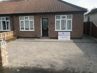 DRIVEWAYS - BRICKWEAVE / BLOCK PAVING, STONE DRIVES, PATIOS, PATHS - CLEANING WORK ALSO UNDERTAKEN