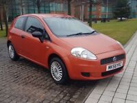 2006 FIAT GRANDE PUNTO ACTIVE 1.2 PETROL, MANUAL, ONLY 57K, FULL MOT, CHEAP TO RUN AND INSURE!!!
