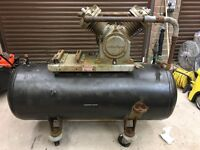 Air Compressor Receiver – Very Large, 300 / 350L Atlas Copco 3Phase tank