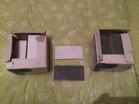 Wickes 200x100 Gloss Cosmopolitan tiles (flat) Grey or White