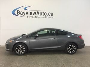 2013 Honda CIVIC LX - ALLOYS! SUNROOF! HEATED SEATS! BLUETOOTH!